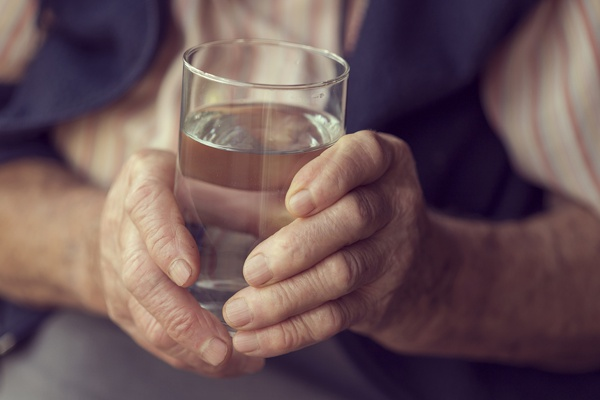 HYDRATION IS ESPECIALLY IMPORTANT FOR OLDER ADULTS