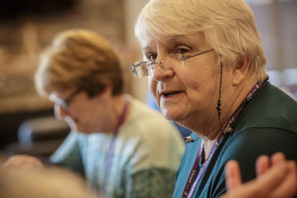 OLDER ADULT ADVOCACY TAKES CENTER STAGE