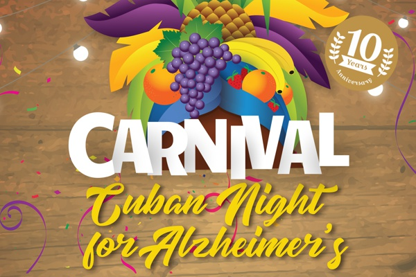 CUBAN NIGHT FOR ALZHEIMER'S 2019